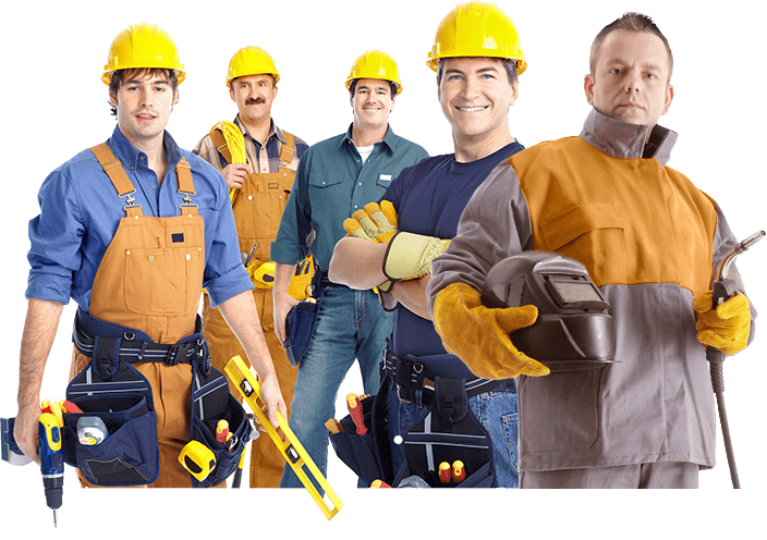 WelldoneTK - construction company, welding services, personnel rent, metal work, welders, workers Norge